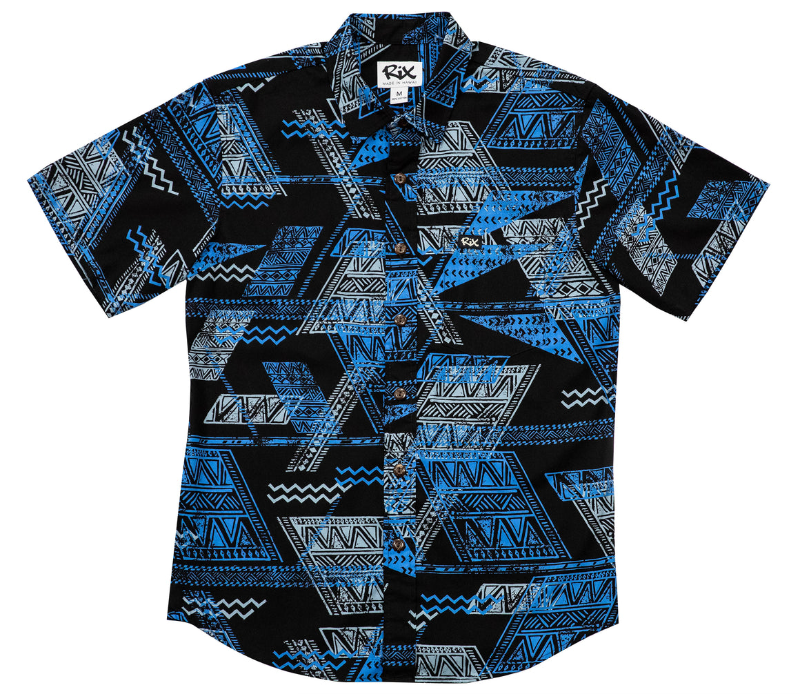 TAPA Slim Fit Hawaiian Shirt