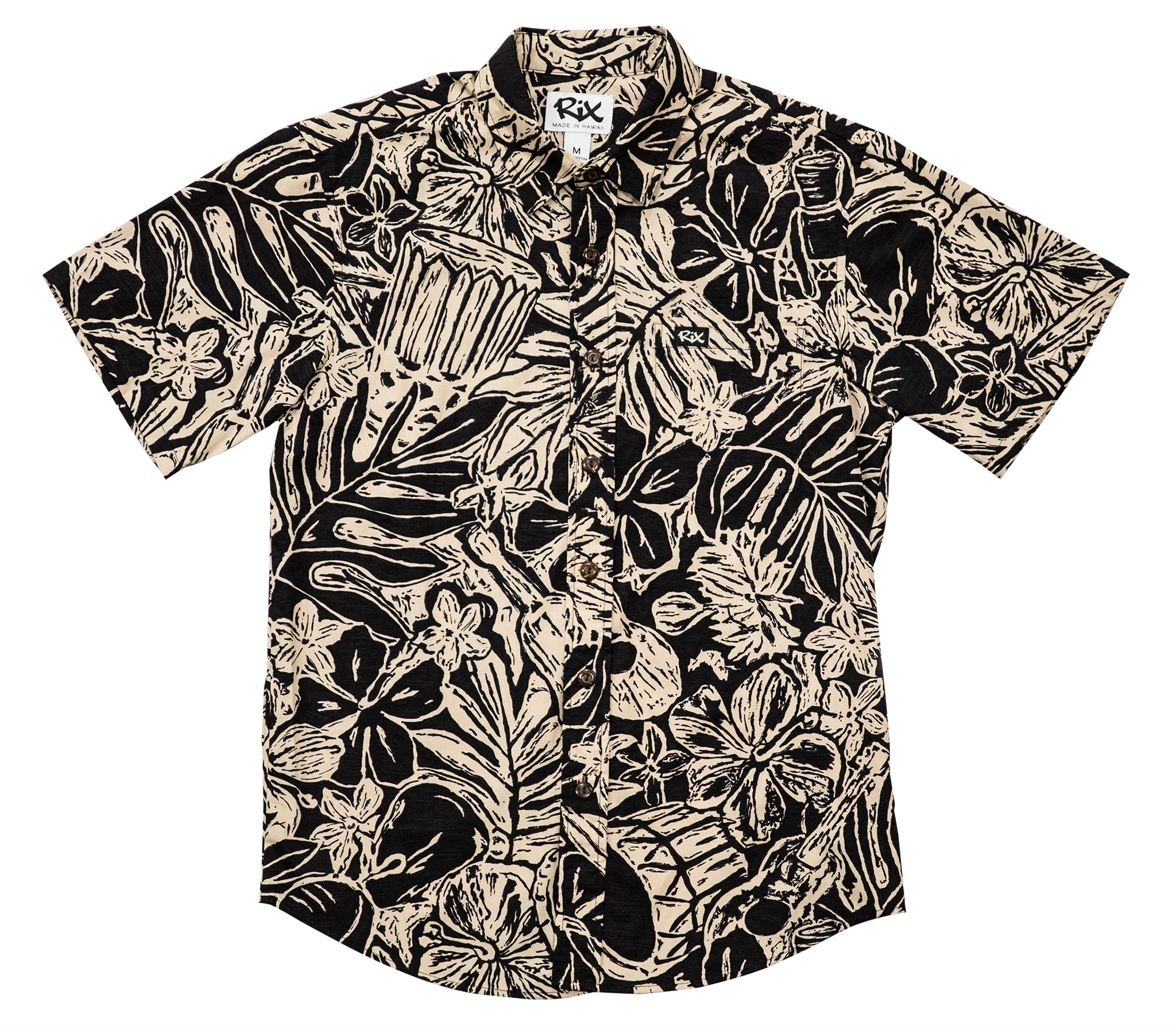 01e98406ba15 Rix Island Wear - The Bold Look In Hawaiian Wear