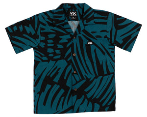 HURRICANE PALMS Boys Aloha Shirt