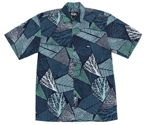 BLACK CORAL Classic Hawaiian Shirt