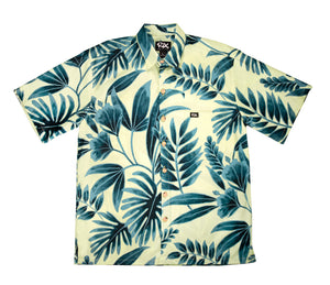 HILO BAY Classic Fit Hawaiian Shirt