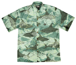 MANO Classic Cut Hawaiian Shirt