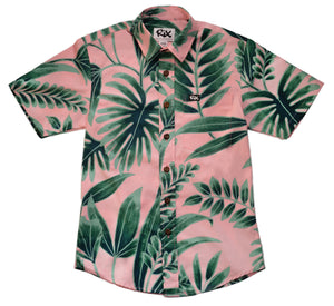 HILO BAY SlimFit Hawaiian Shirt