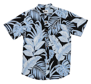 ULUWEHI Slim Fit Hawaiian Shirt