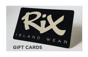 RIX eGIFT CARD