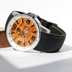 THE SURFRIDER KOA WOOD WATCH