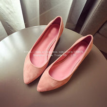 Women's Slipon Spring/Autumn Low Heel Pumps