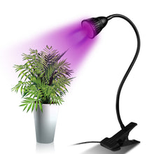 5W LED Plant Growing Light with Power Switch