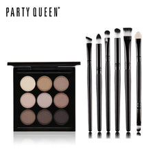 Party Queen Shimmer Matte 9 Artist Shadow Palette