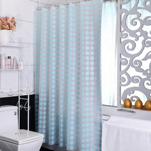 Retro Style Shower Curtain