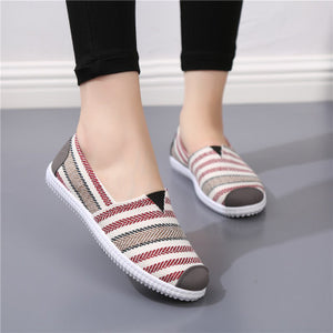 Breathable Painted Summer Shoes