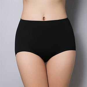 Women's Seamless High-Waist Underwear