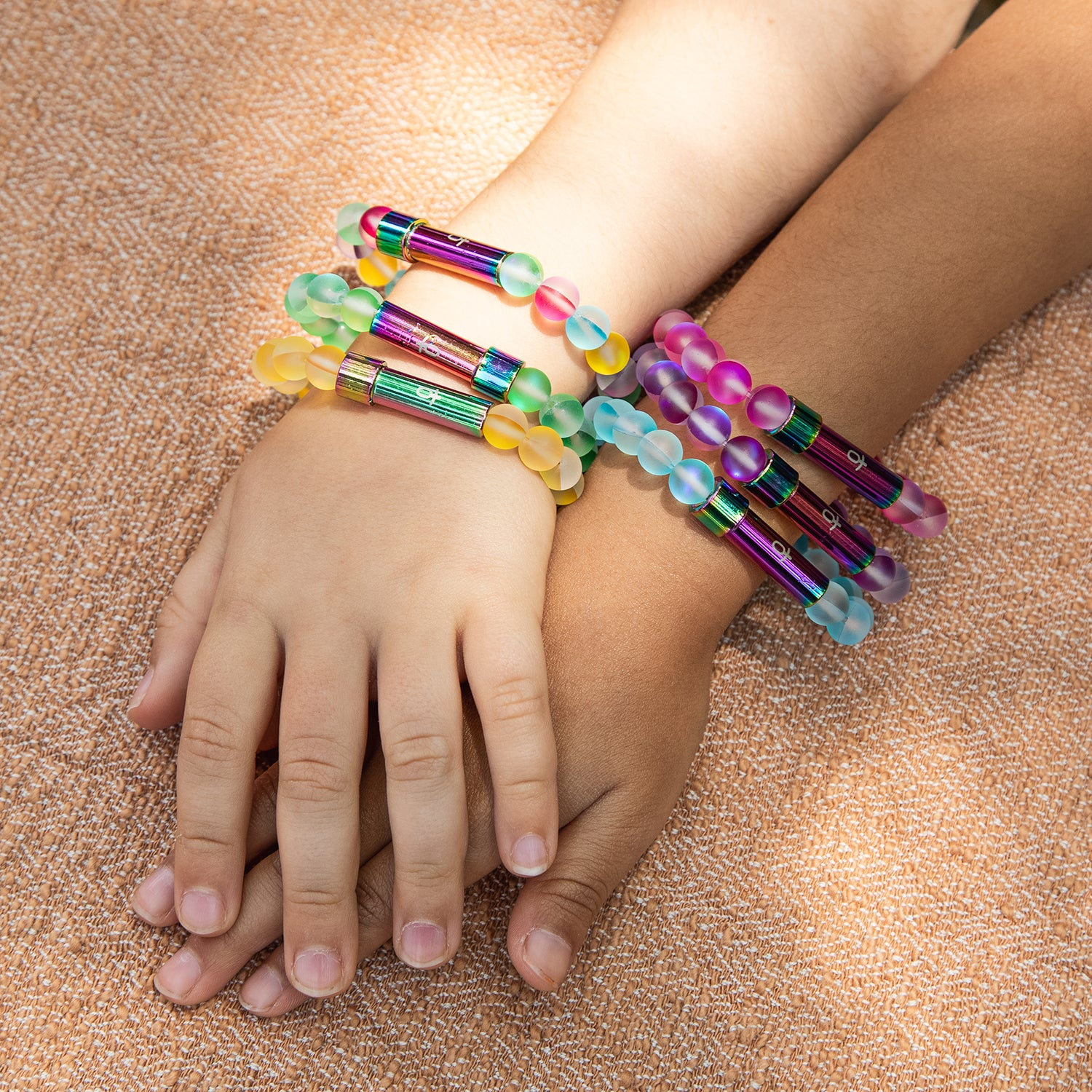 Kids Sunshine Yellow Bracelet