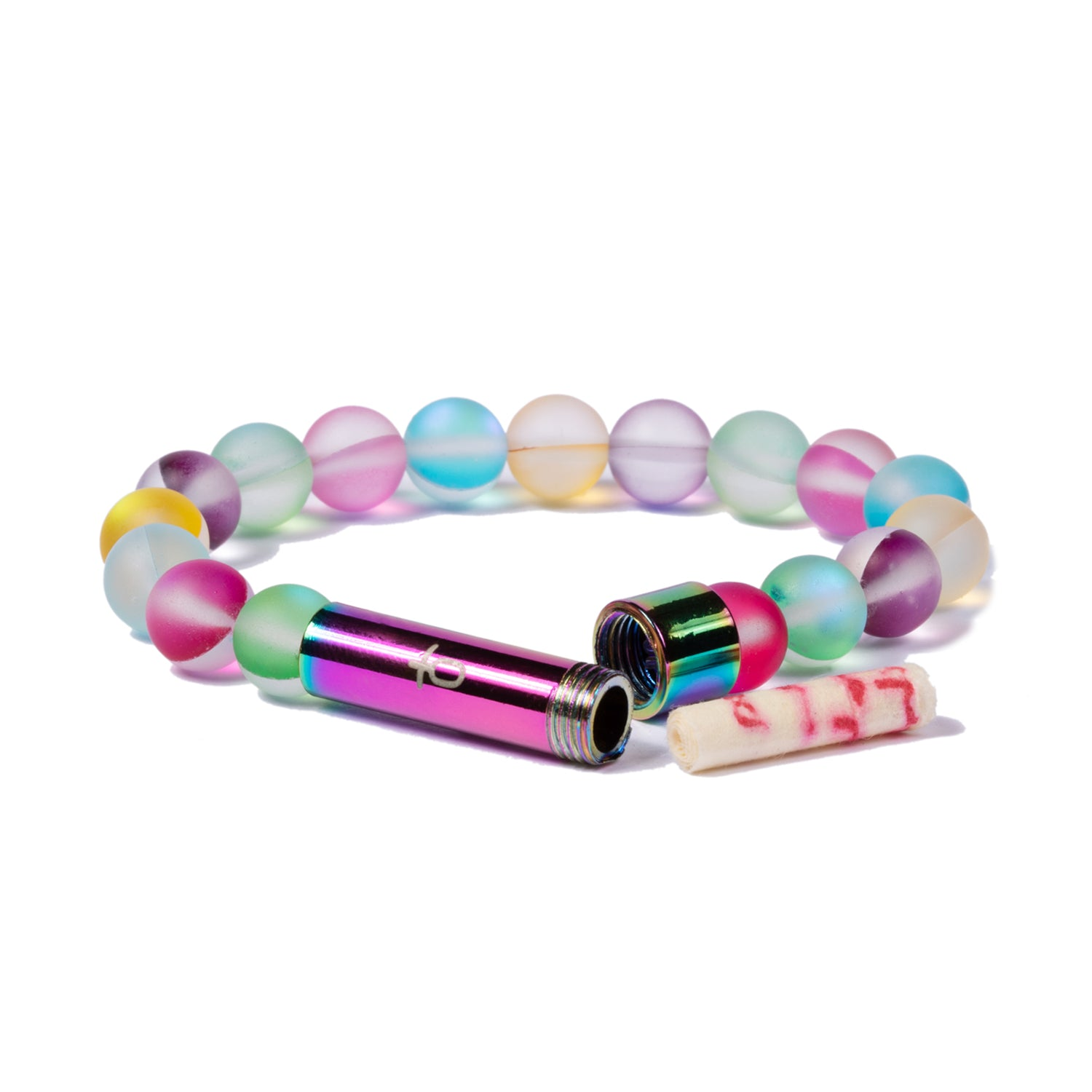 Kids Rainbow Wishes Bracelet