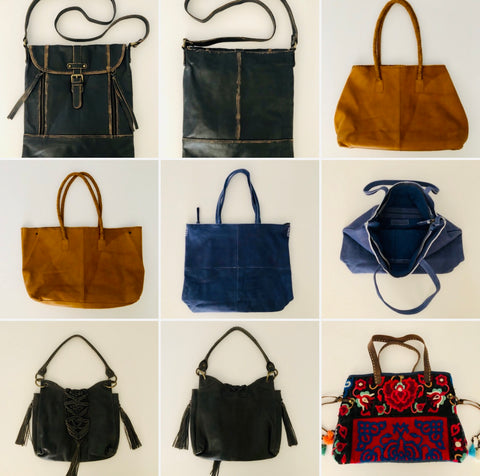 Leather & Handmade Bags