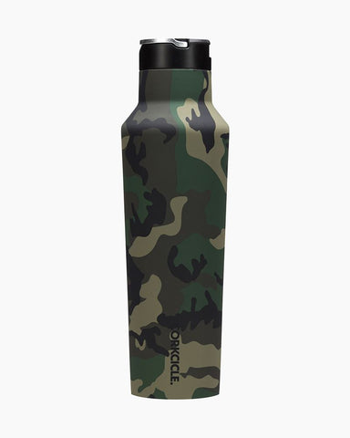 WOODLAND CAMO SPORT CANTEEN BY CORKCICLE
