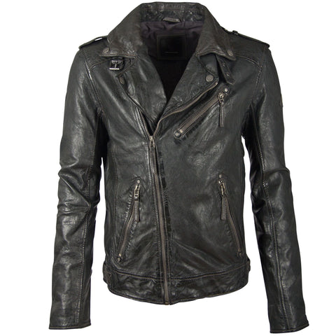 Malic Men's Leather Jacket