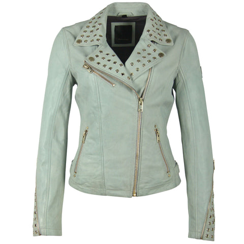 Shonna Leather Jacket