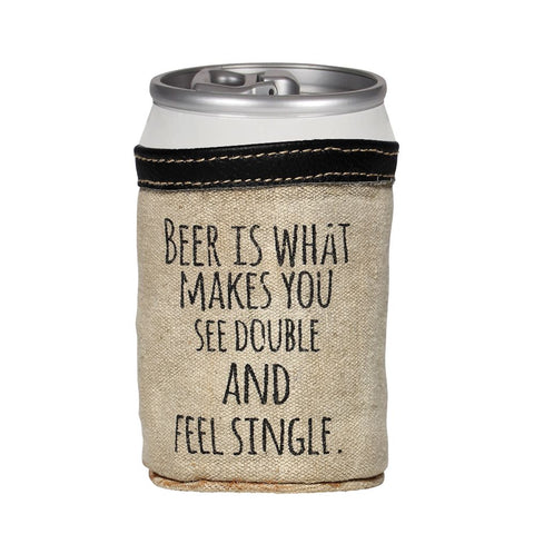 FEEL SINGLE BEER CAN KOOZIE