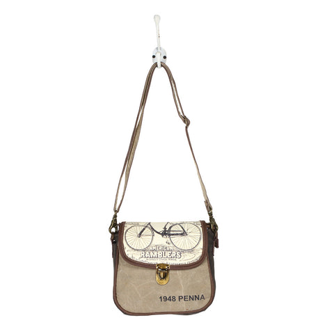Myra 1948 Penna Small & Crossbody Bag - Three Labs Salvage