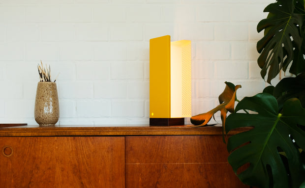 Atelier Piraat - Exclusive Honeycomb Table Lamp.