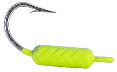 Yellowtail Snapper Jig - Chartreuse - 50ct - Mixed Pack - 1/32, 1/16, and 1/8 oz