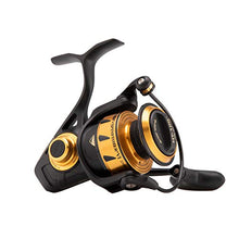 "Penn 1481262 Spinfisher VI Spinning Saltwater Reel, 4500 Reel Size, 6.2: 1 Gear Ratio, 40"" Retrieve Rate, 6 Bearings, Ambidextrous"