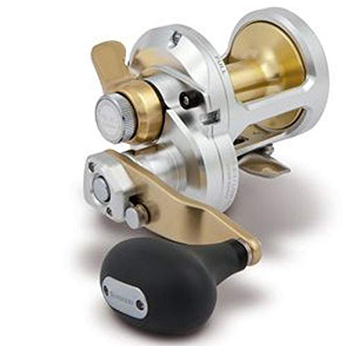 Shimano Talica II Speed Lever drag Big Game Offshore Seafishing Multiplier Trolling Fishing Reels