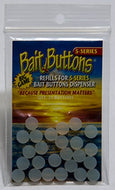 BAIT BUTTONS Big Game Refill, Translucent