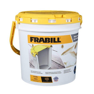 Frabill 4822 Insulated Bait Bucket-You Need a Bait Bucket for Land and Bridge Fishing