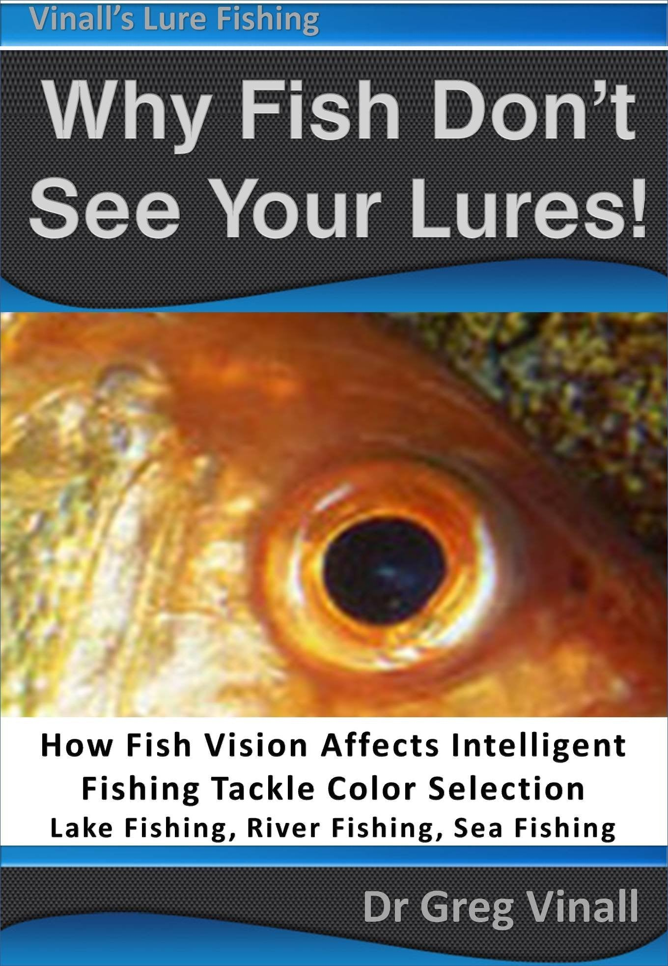 How Fish See Lure Color-Fun Book