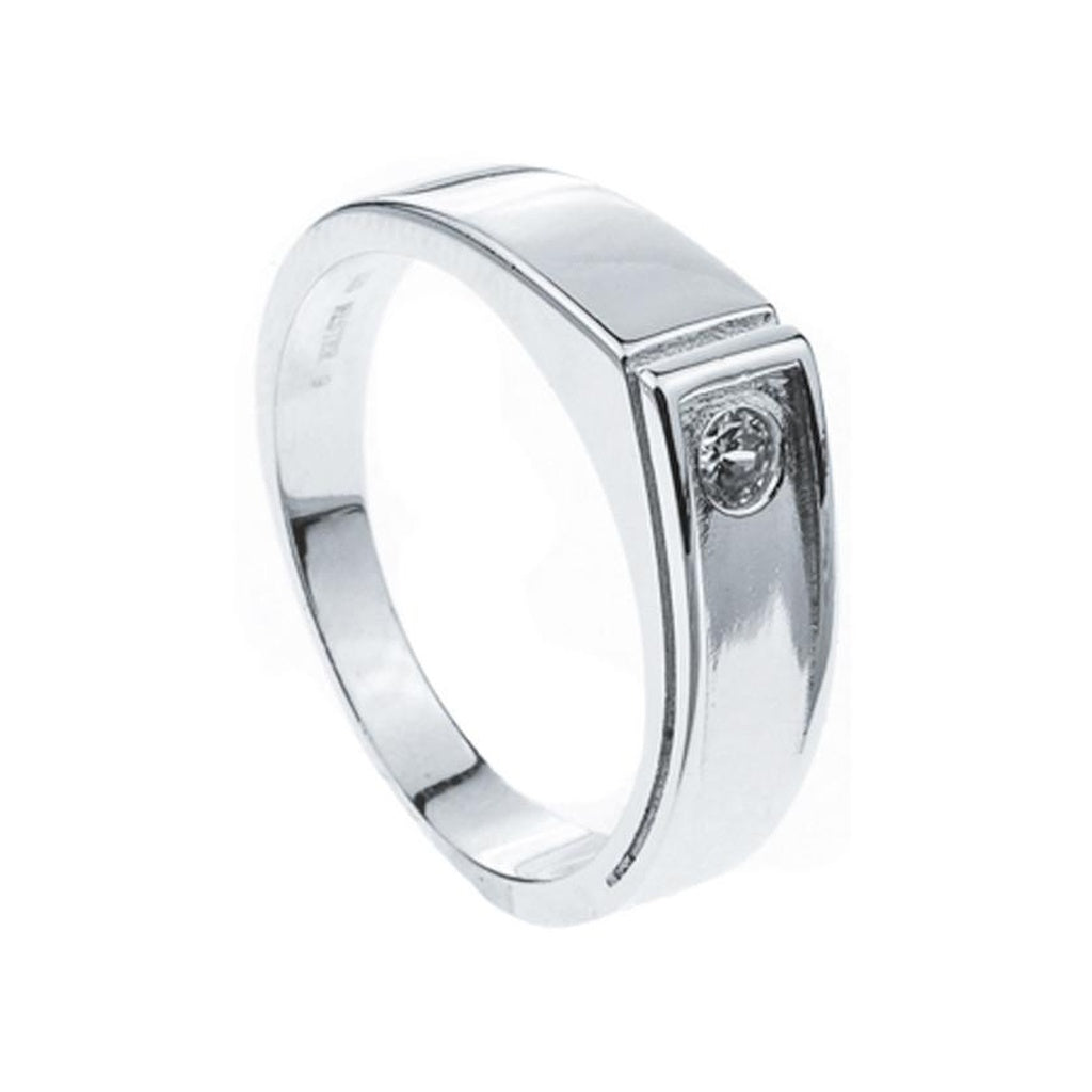 Mister Pure Silver Ring - 925