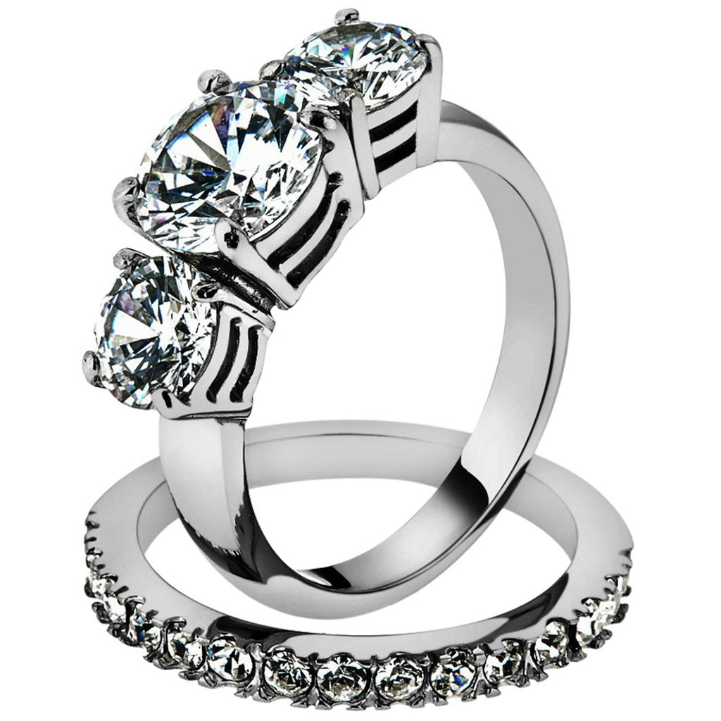 engagement jewelry wedding bling silver cz sterling sm princess set unique all ring round rings sets view special
