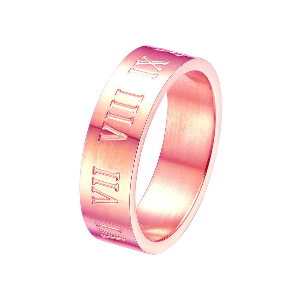 Mister Roman Ring - Special Wedding Rings