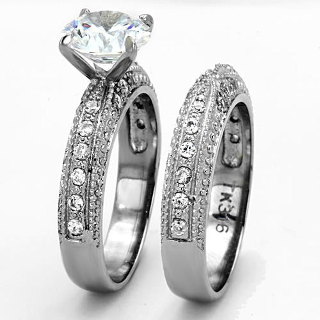 with ring bevelled rings edge bands titanium wedding p au