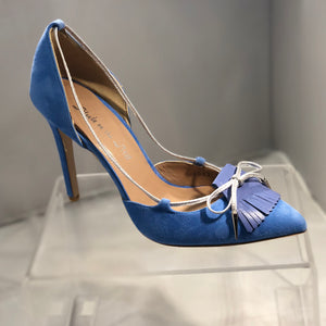 aef73f761693 Heels on the Hill. Regular price £95.00 · Blue Suede Court