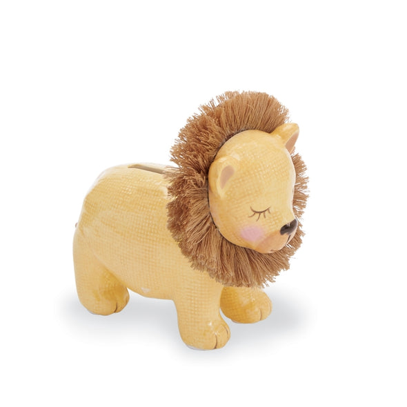 Mini Lion Coin Bank