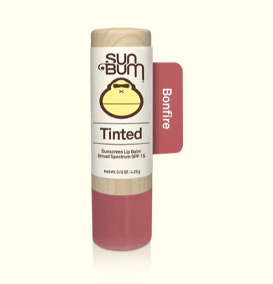 Sun Bum Bonfire Tinted SPF 15 Lip Balm