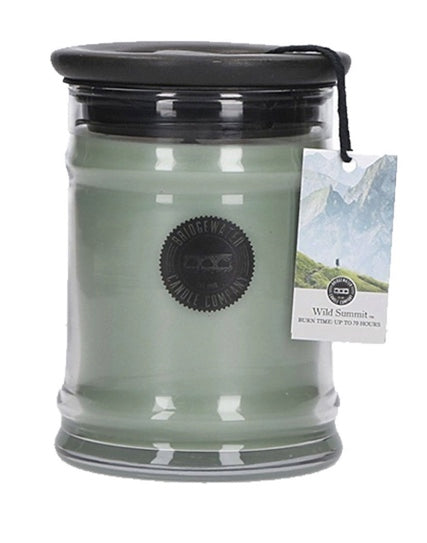 Bridgewater Wild Summit 8oz Small Jar Candle