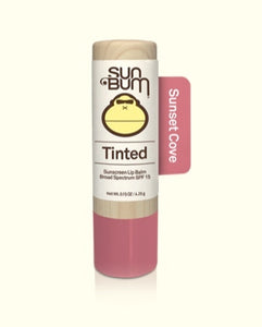 Sun Bum Sunset Cove SPF 15 Tinted Lip Balm