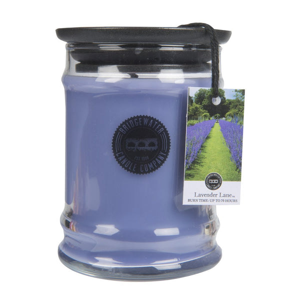 Bridgewater Lavender Lane 8oz Small Jar Candle