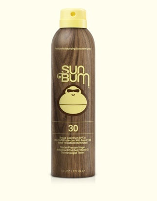 Sun Bum Original SPF 30 Sunscreen Spray 6oz