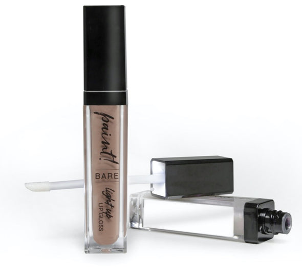 Caren Paint Nude Lip Gloss