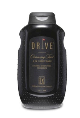 Caren Drive PGA Cleansing Tool 3 in 1 Body Wash 12 oz.