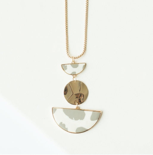 MD Shea Necklace In Several Colors