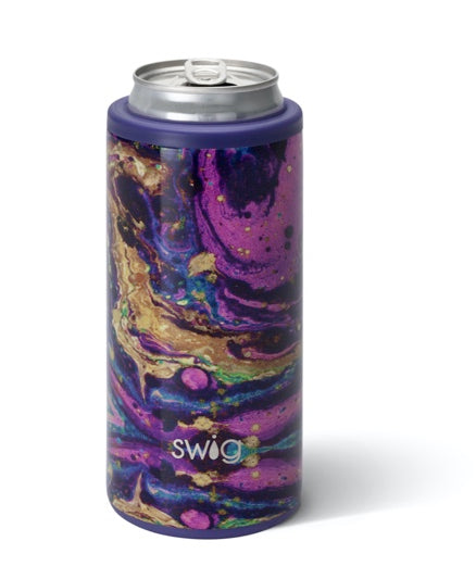 Swig Purple Reign 12oz Skinny Can Cooler