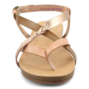 Blowfish Rose Gold Women's Sandal