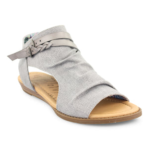 Blowfish Smoke Rancher Canvas Women's Sandal