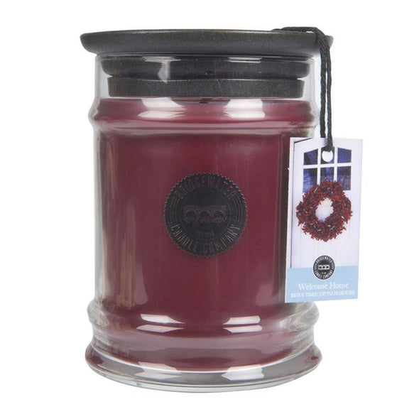 Bridgewater Welcome Home Small Jar Candle 8oz