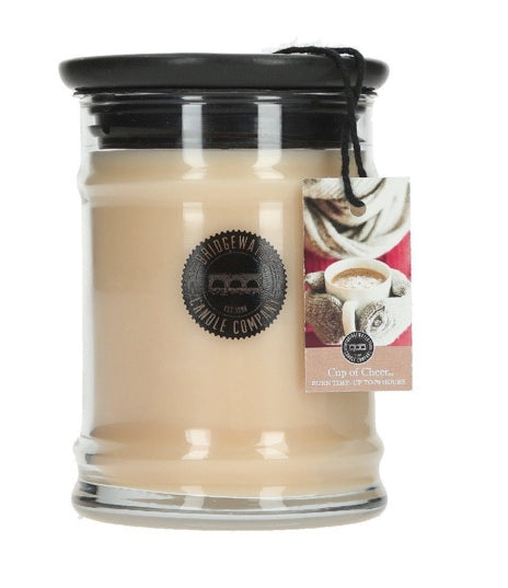 Bridgewater Cup Of Cheer 8oz Small Jar Candle